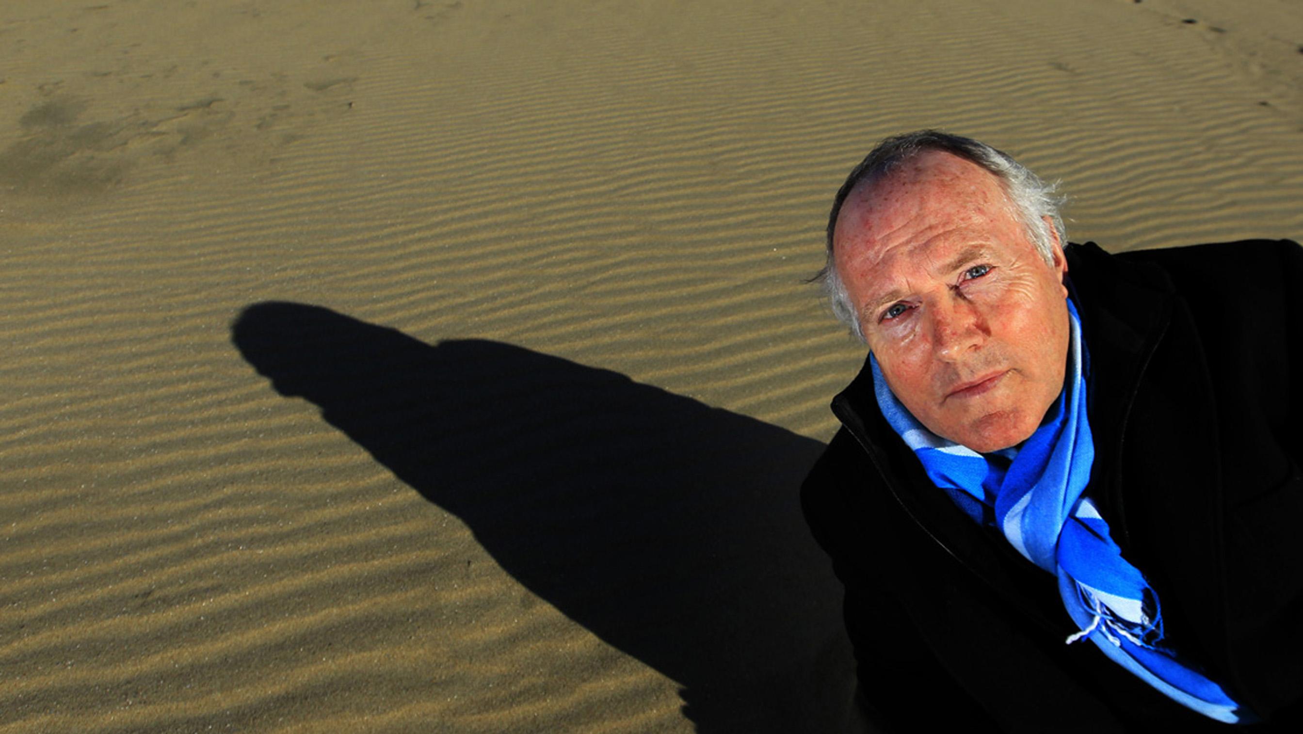 Den Haag Acteur Peter Tuinman Bij Verhaal Bonne